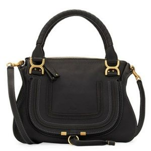 New Chloe Marcie Medium Satchel Bag